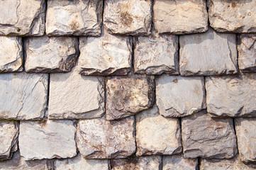slate shingles on a roof