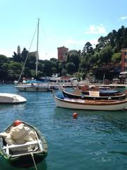 barchette da pesca portofino
