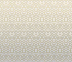 Pattern from decorative elements