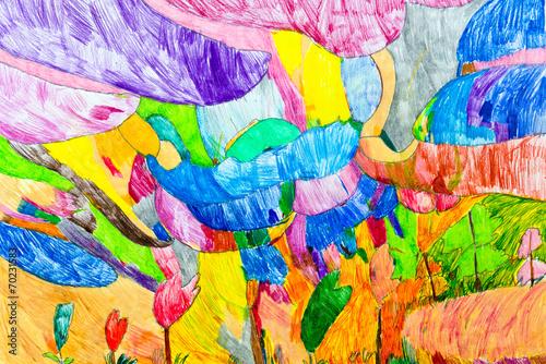 canvas print picture Sebastians Place