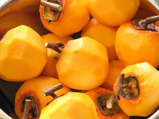 柿の実 東京