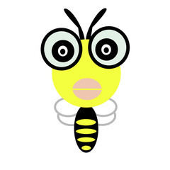 Cute Bee illustration