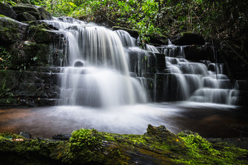 waterfall mandaeng thailand ,Man Daeng