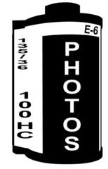 bobine de pellicule photos