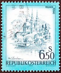 Villach, Carinthia (Austria 1977)