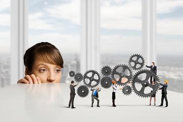 Business mechanisms