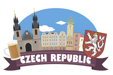 Czech republic. Tourism and travel