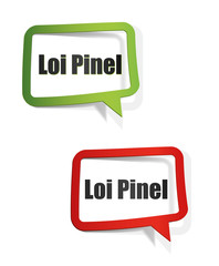 sticker loi pinel
