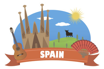 Spain. Tourism and travel