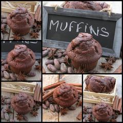 collage muffins