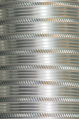 Steel Tube Background