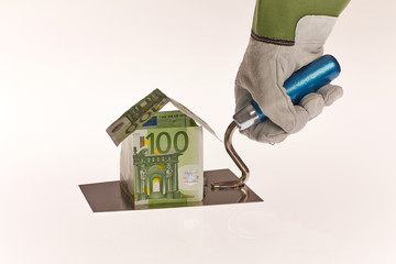 Hausbau Bau Kosten