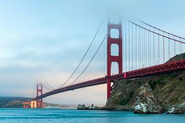 Golden Gate bridge, San Francisco. California