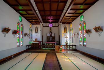 津和野・カトリック教会