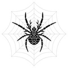 Stylized Spider