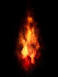 fire texture - 70243526