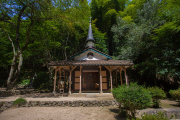 津和野・乙女峠マリア聖堂