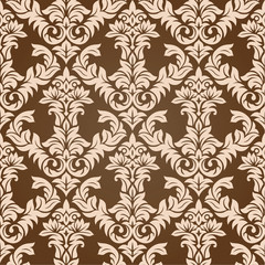 Seamless Damask Wallpaper II
