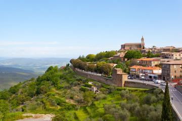 Ancient city of Siena, Tuscany, Italy