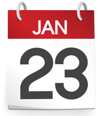 23rd January