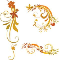 Autumn Scrolls