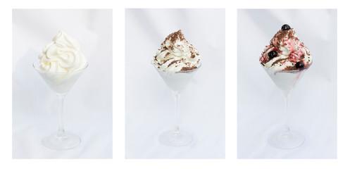 Frozen Joghurt Trio