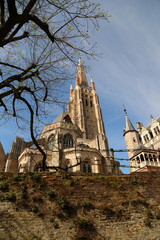 Cathedral brugge