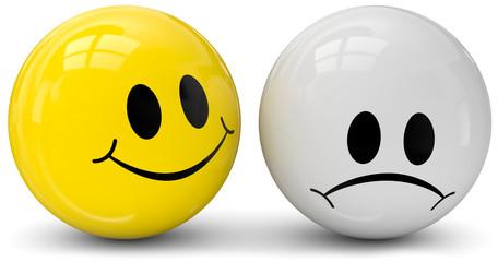 Smileys Aufheiterung