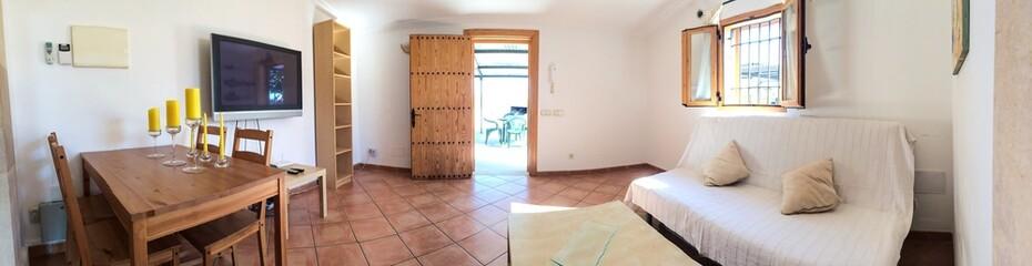 Finca, Wohnzimmer