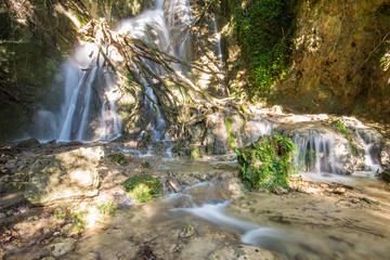Cascate nel Parco dell'Altolina
