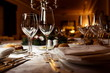 Table setting for celebration - 70247724