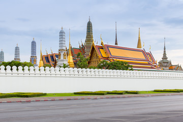 Thailand Grand Palace in Bangkok
