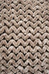 Soft velvet material