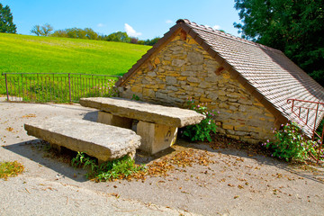 LAVOIR CAMPAGNE ISERE