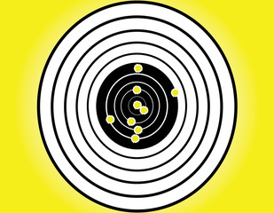 blank target sport