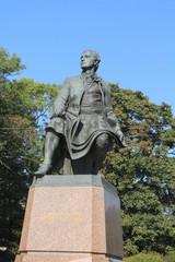 памятник М. В. Ломоносову