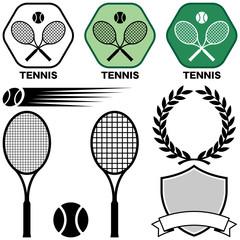 ロゴマーク テニス
