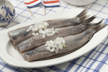 Dutch raw herring