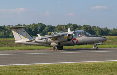 Avion de chasse au sol - Saab J105
