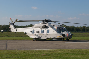 Helicoptere de transport - NHI NH90