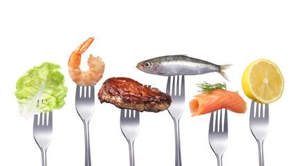 Gute und gesunde Ernährung