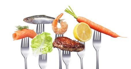 Gute gesunde Ernährung