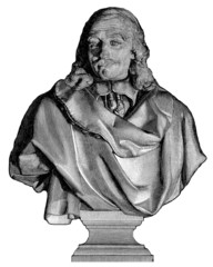 Man : Bust - 17th century