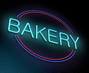 Bakery concept.