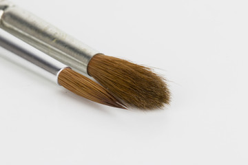 Paint brush - Stock Image macro.