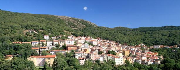 Aritzo, Sardegna
