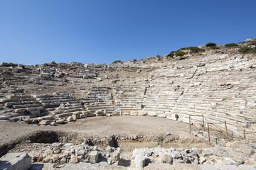 Amphitheate of Knidos; Datca, Mugla, Turkey