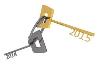 2015 - sleutel