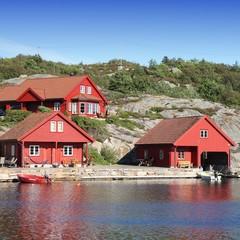 Scandinavia - Norway fishing village