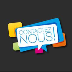 contactez nous!